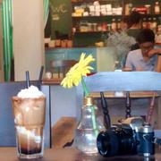 Cafe dừa