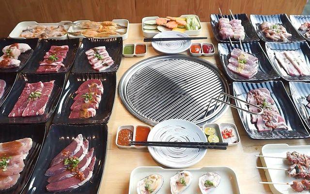 Cheap Eats - Seafood BBQ Buffet