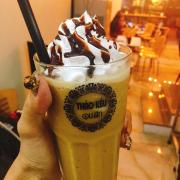 Coffe take away:15k/cốc