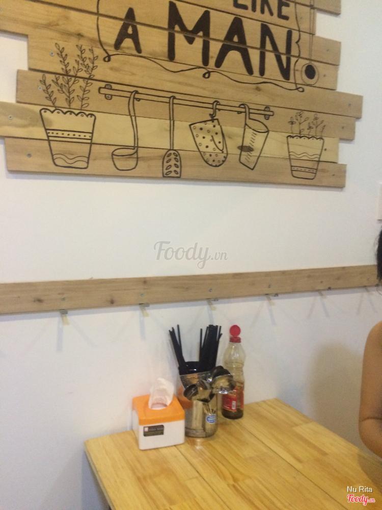 Tiệm Mì House Noodle ở Khánh Hoà