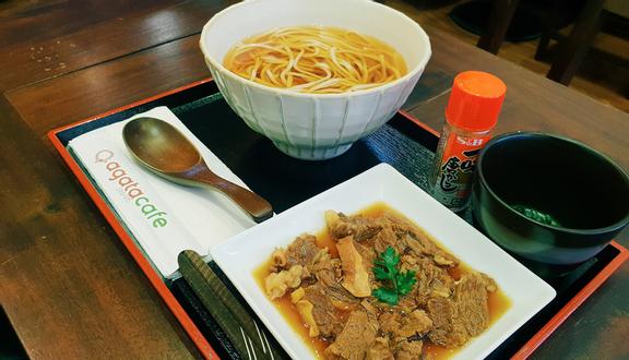 Agata Japan Café - Mì Udon & Matcha Nhật Bản