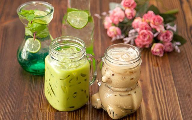 Kfein Cafe & Trà Sữa Thạch Tự làm