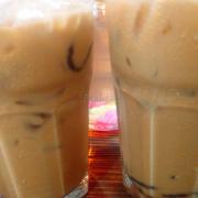 Trà sữa trà đen HK