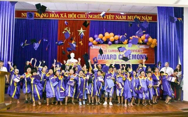 Popodoo School - Tiếng Anh Trẻ Em