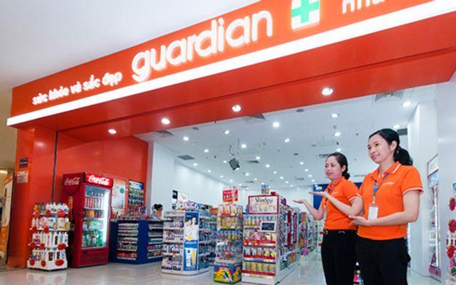 Guardian - Big C Đồng Khởi