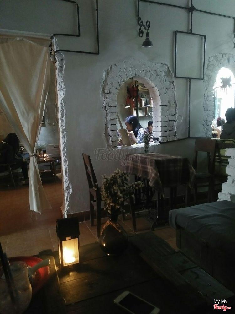 Tiệm Cà Phê ở Khánh Hoà
