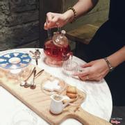 Set trà hoa hồng Bulgaria