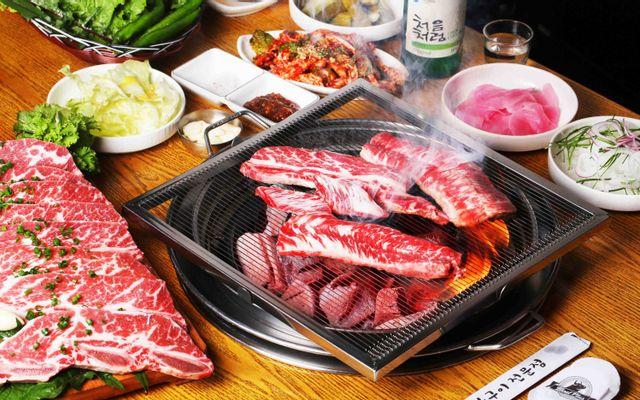 Meat Plus - No.1 Korea BBQ - KĐT Mễ Trì Hạ