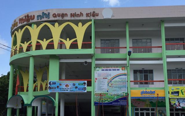 Nhà Thiếu Nhi Quận Ninh Kiều