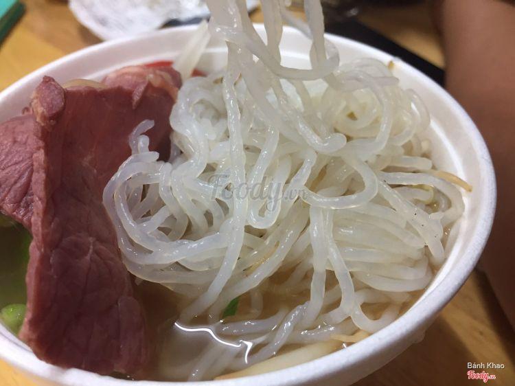 Bún nưa ít calo của Nhật