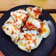 Trứng cút phô mai