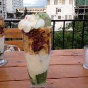 yogurt parfait fruit