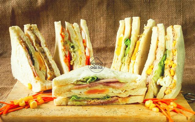 Sandwich - Hamburger Chía Núi - Nguyễn Trãi