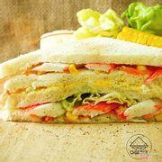Sandwich Thanh Cua