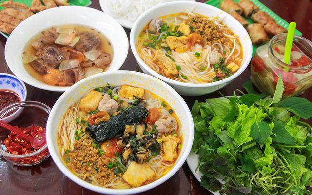 Tây Hồ Quán - Bún Chả Hà Nội
