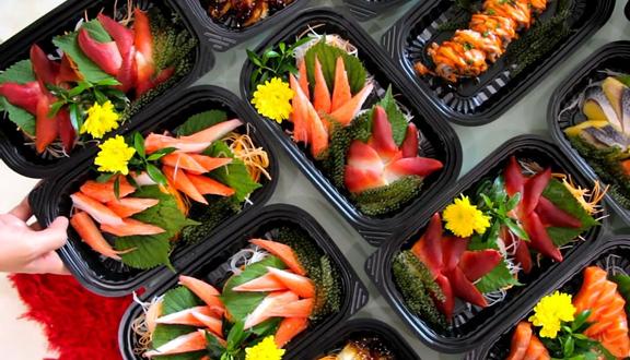 Genki Sushi - Take Away & Delivery