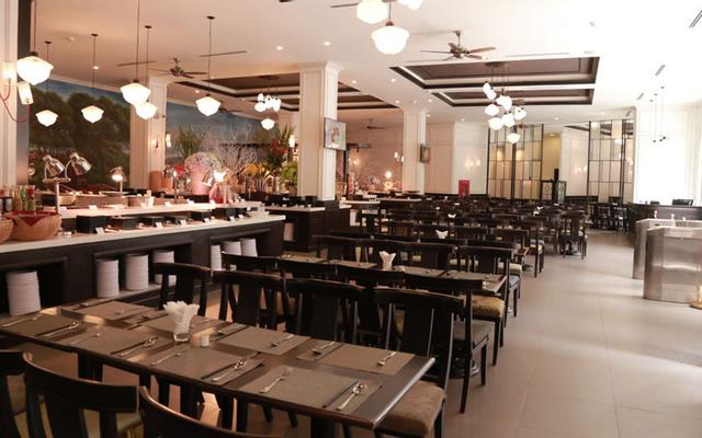 Le Jardin Restaurant - Bà Nà Hills