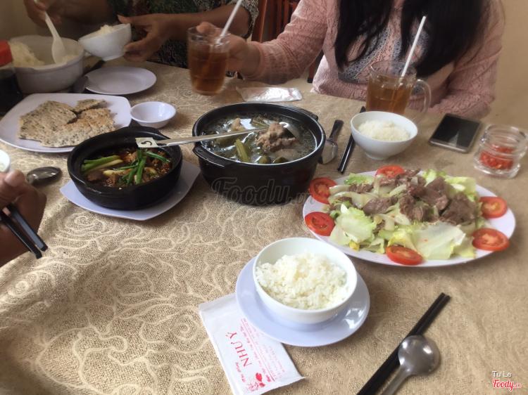 Tiệm Cơm Như Ý ở Lâm Đồng
