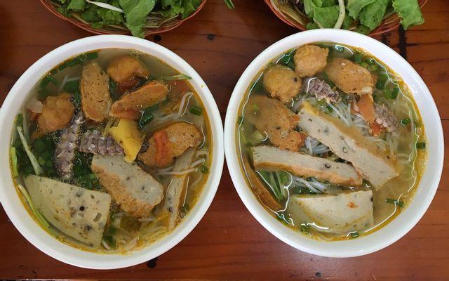 Trần Lê - Bún Chả Cá