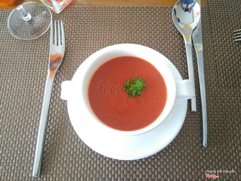 Soup cà chua