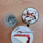 Red Velvet và Cookies Choco