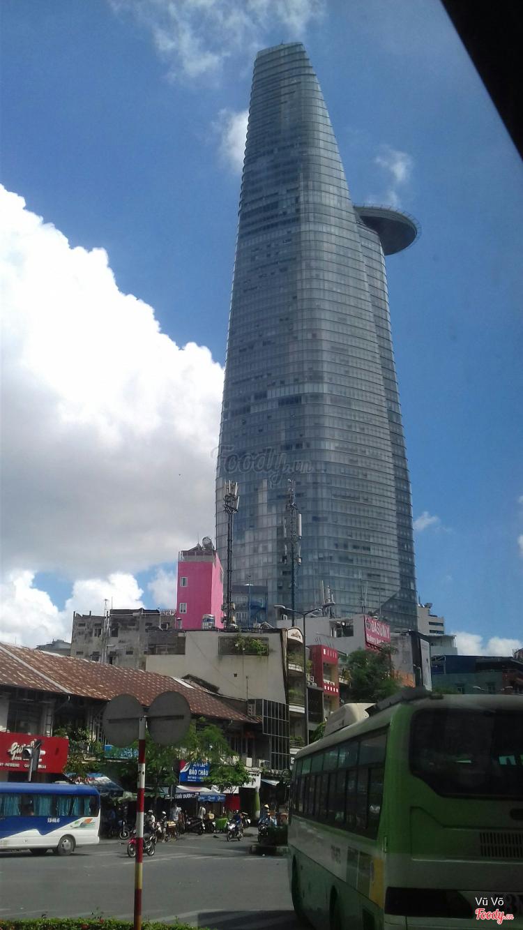 Bitexco Tower ở TP. HCM