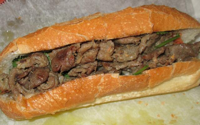 Thảo Hiền - Bánh Mì Thịt Nướng