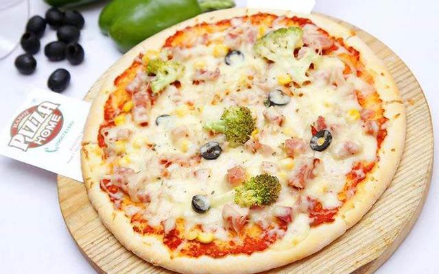 Pizza Home - Kim Mã