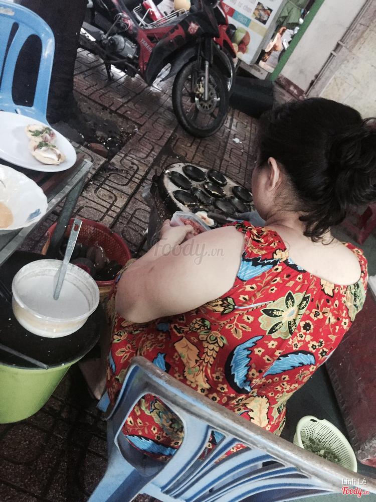 Bánh Căn Hải Sản 7 ở Khánh Hoà