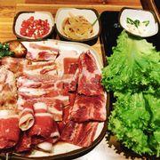 Combo thịt nhìn bắt mắt,hương vị đậm đà..Điểm mà mình thích nhất ở nhà hàng