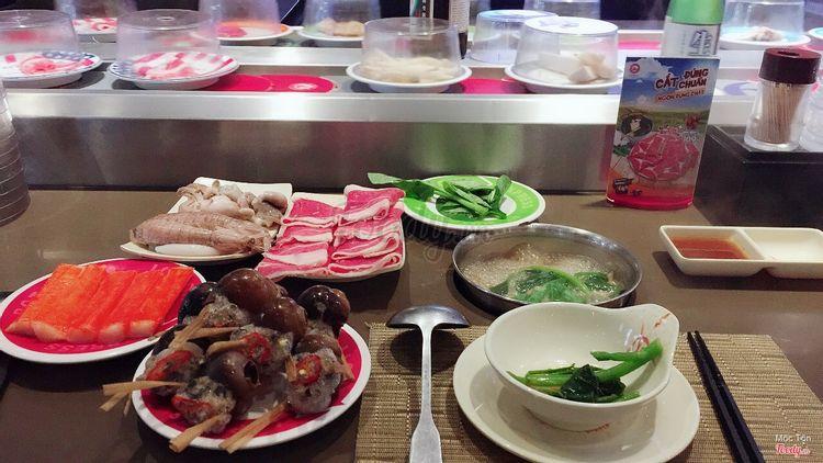 Kichi Kichi Lẩu Băng Chuyền - Lotte Mart Nha Trang ở Khánh Hoà