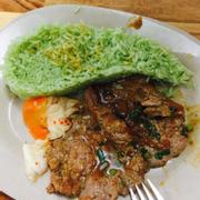 cơm bò bít tết