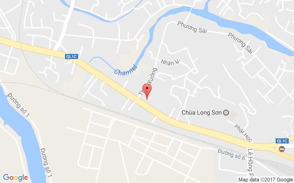 Vị trí bản đồ Lotte Mart Nha Trang, 58 Đường 23 Tháng 10, P. Phương Sơn Tp. Nha Trang Khánh Hoà