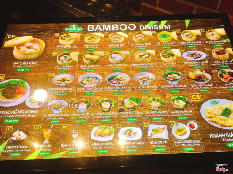 Bamboo Dimsum - Lotte Mart Nha Trang ở Khánh Hoà