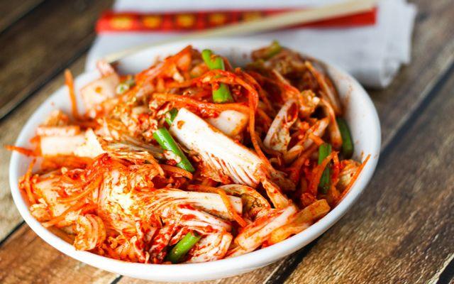 Ti - Cơm Chiên Kim Chi