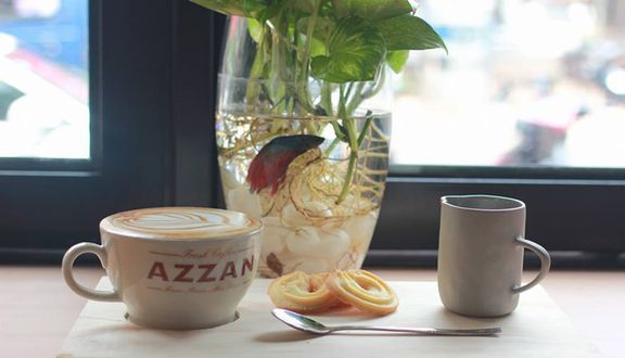 Azzan Coffee Shop