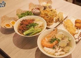 Mì Udon Tamoya - Saigon Centre