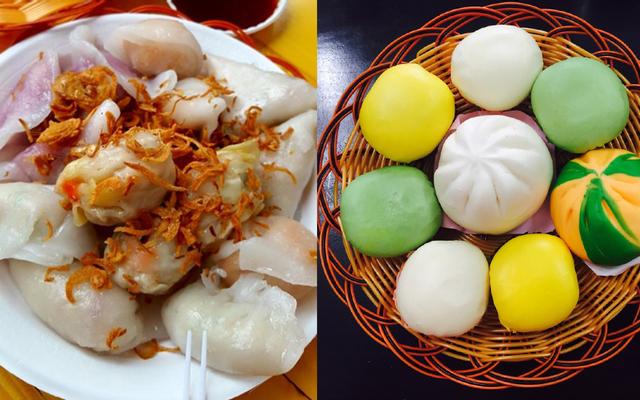 Há Cảo & Bánh Bao - Nguyễn Ái Quốc