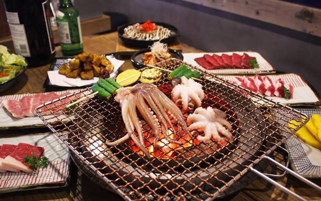 Shogun - Japanese Street BBQ - Dịch Vọng Hậu