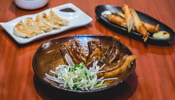 Oedo Alley - Japanese Food Village - Saigon Centre