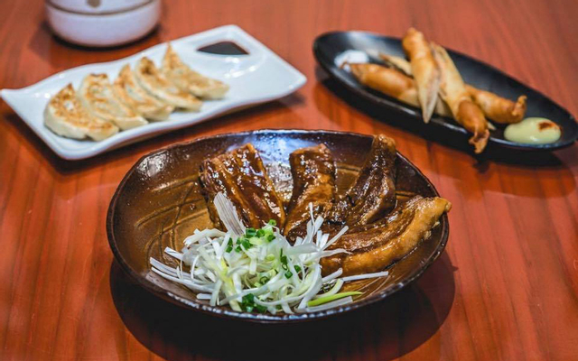 Oedo Alley - Japanese Food Village - Saigon Centre