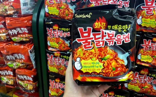 Mì Cay Hàn Quốc - Shop Online