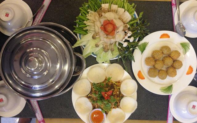Lẩu Nấm Chay Phước Duyên - Nguyễn Biểu