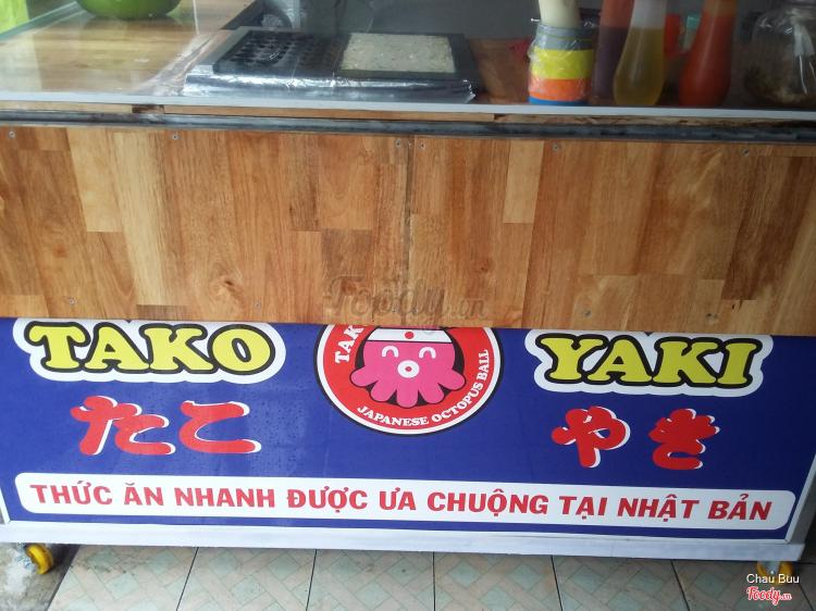 Tako Yaki - Quán Ăn Vặt ở Khánh Hoà