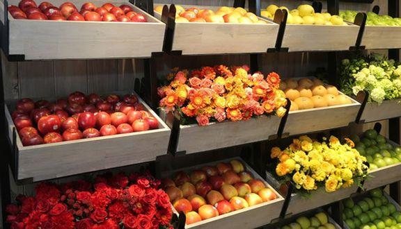 Organic Food - Rau Sạch & Trái Cây