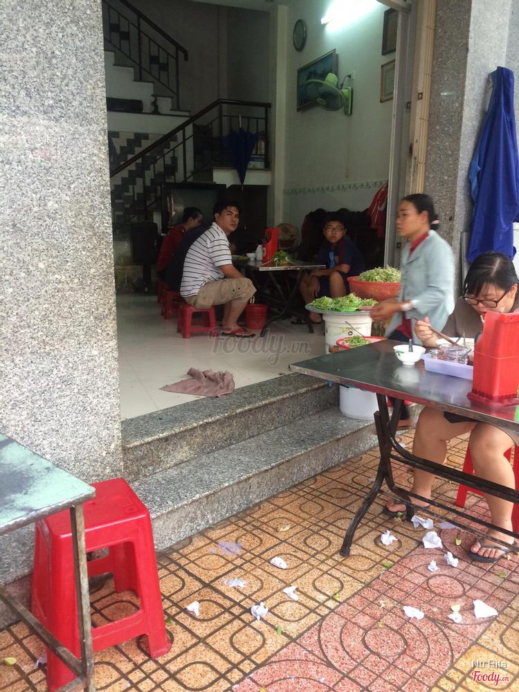 Vân - Mì Quảng & Bún Riêu ở Khánh Hoà