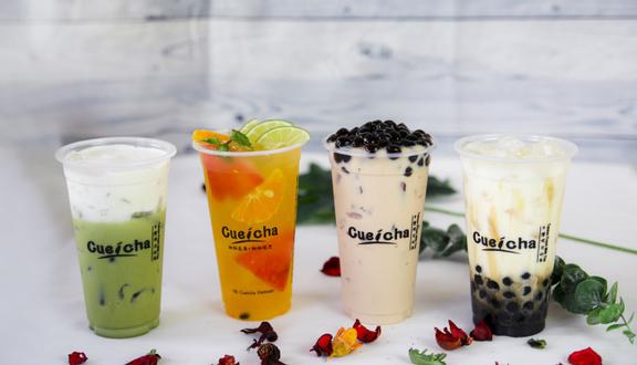 Trà Sữa Cueicha - Võ Thị Sáu