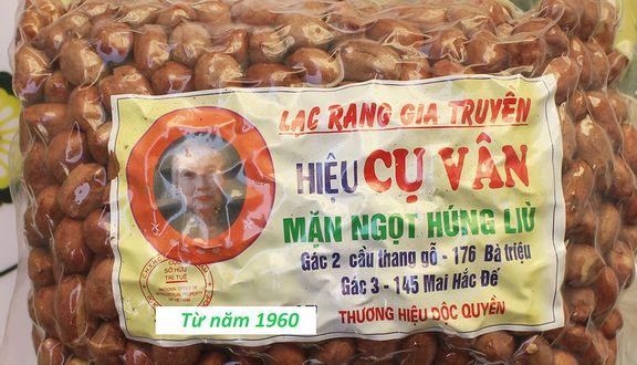 Lạc Rang Húng Lìu Cụ Vân (Chính Gốc)