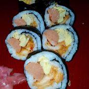 Sushi kim chi