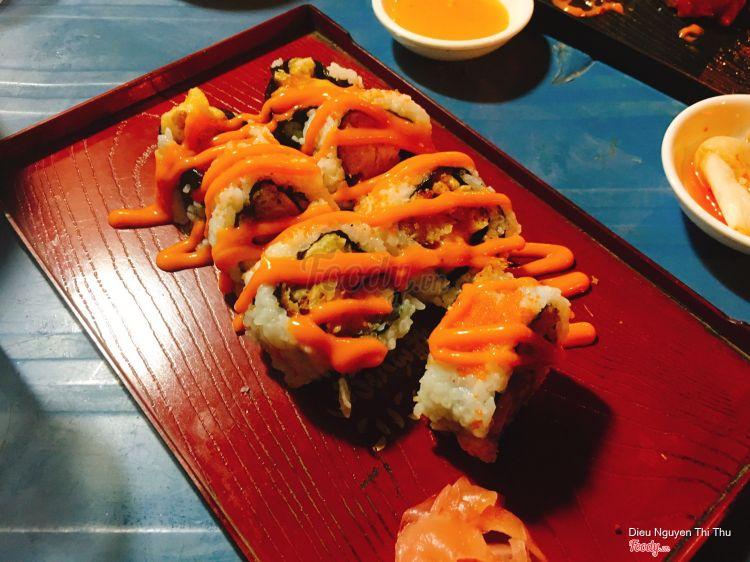 Sushi Vỉa Hè Wasabi ở Khánh Hoà